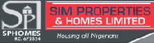 Sim Properties & Homes Ltd Logo